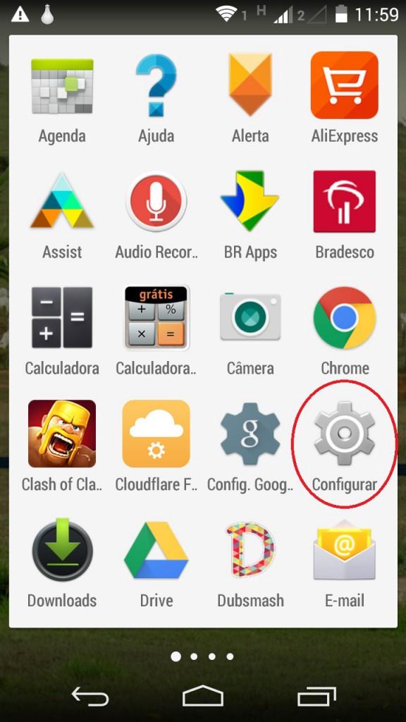 espião android