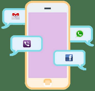1. mSpy (Melhor App Espiã para iPhone)